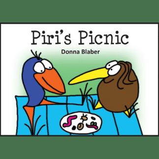 Piri Picnic Kiwi Critters