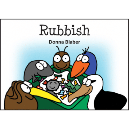 Rubbish Kiwi Critters
