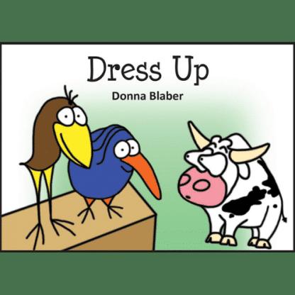 Dress Up Kiwi Critters
