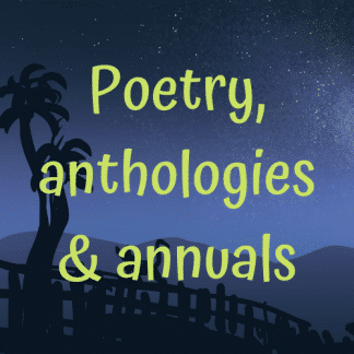 Poetry, Anthologies and Annuals Written by New Zealand Authors for Kids and Teens
