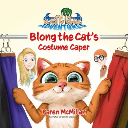 Blong the cat