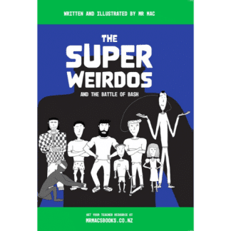 The Super Weirdos