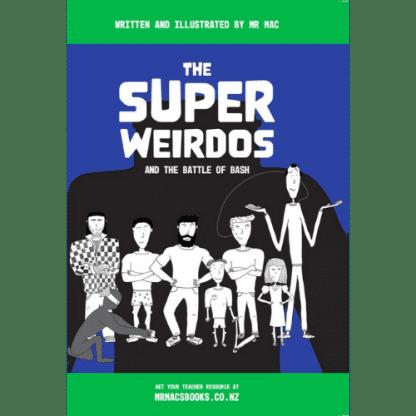 The Super Weirdos