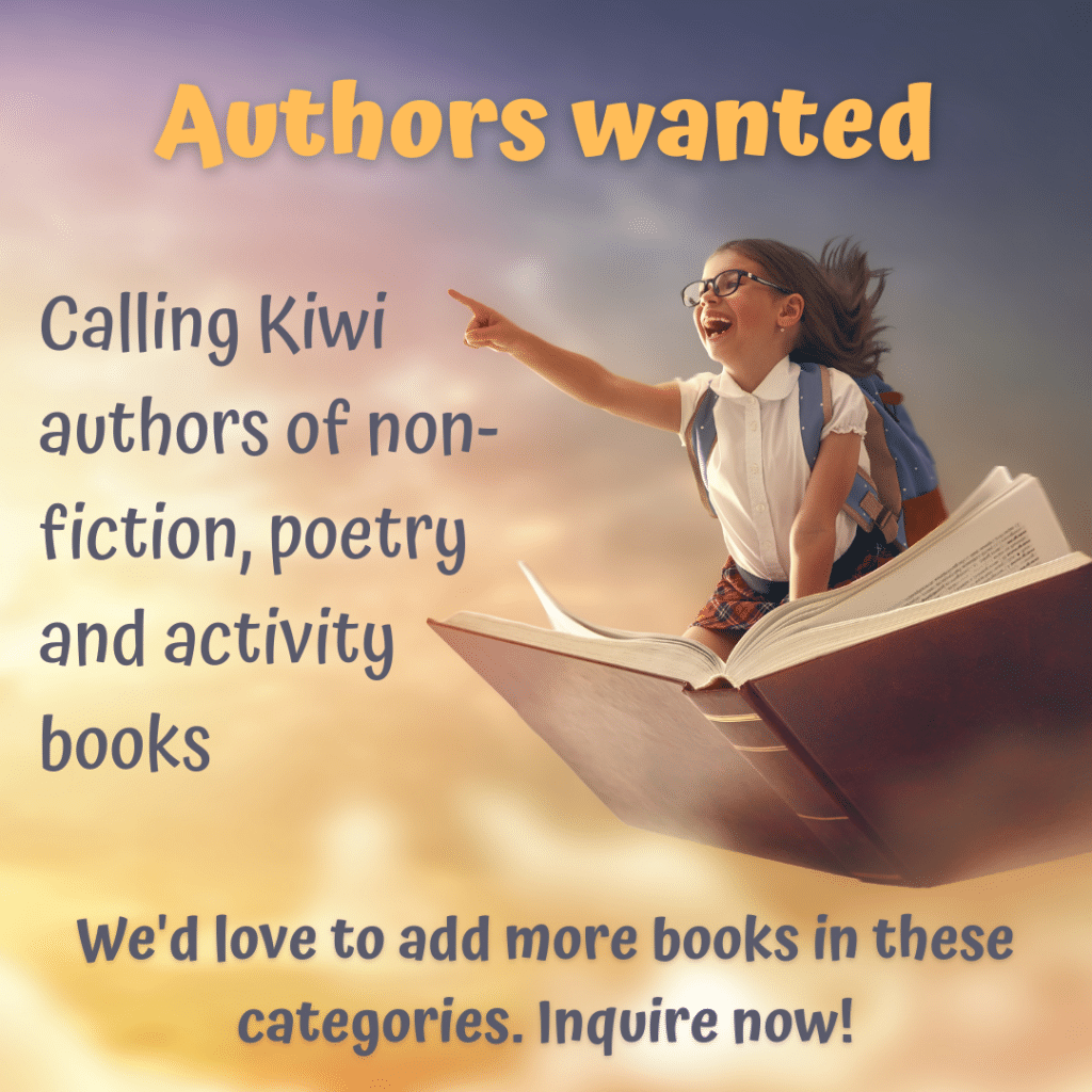 Authors wanted