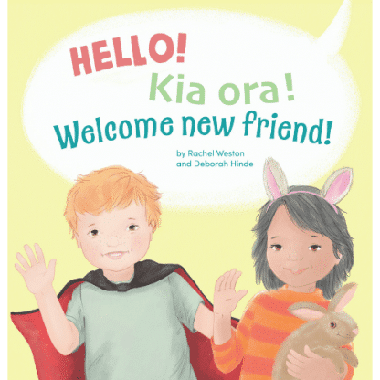 Hello! Kia Ora!