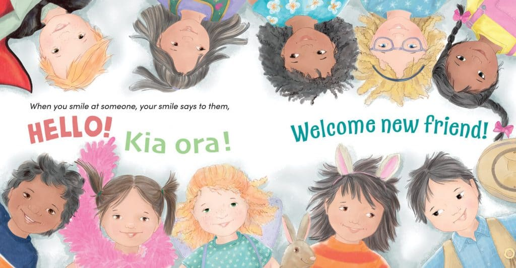 Hello! Kiaora sample page