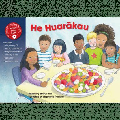 he-huarakau-sharon-holt