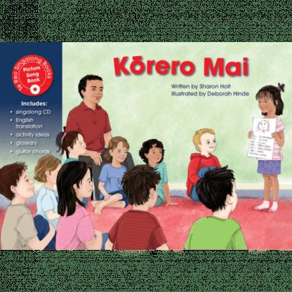 korero-mai-sharon-holt