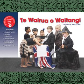Te Wairua o Waitangi by Sharon Holt