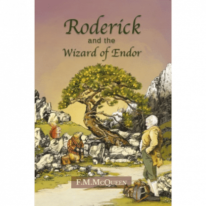 Roderick and the Wizard of Endor by F. M. McQueen