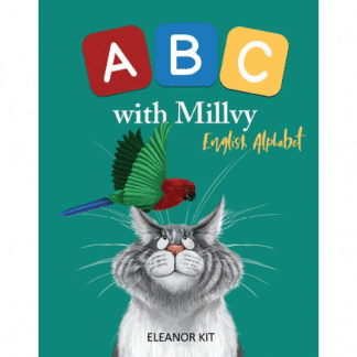 ABC with Millvy English Alphabet by Eleanor Kit